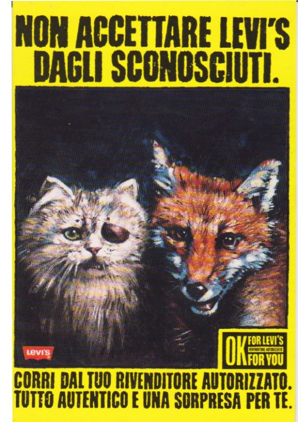 Campagna pubblicitaria 1992